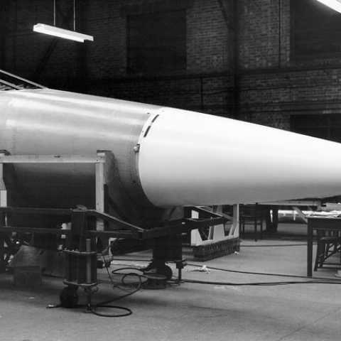 We were asked by the British Aircraft Corporation to design and manufacture the Concorde Droop Nose; a 23 foot nose faring with retractable nose visor. We were the only company in the UK outside of BAC Group with Concorde airframe structure design delegation. #WeAreMarshall