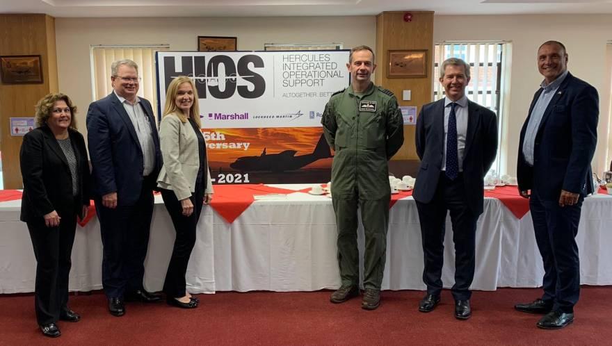 15th Anniversary of HIOS partnership