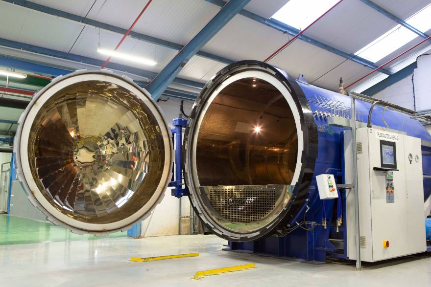 Advanced Composites Facility Capabilities