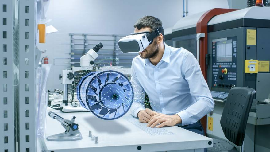 Augmented Reality shares skills round the world