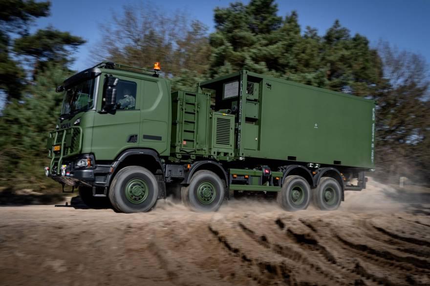 Marshall Aerospace and Defence Group Reach DVOW Programme Milestone