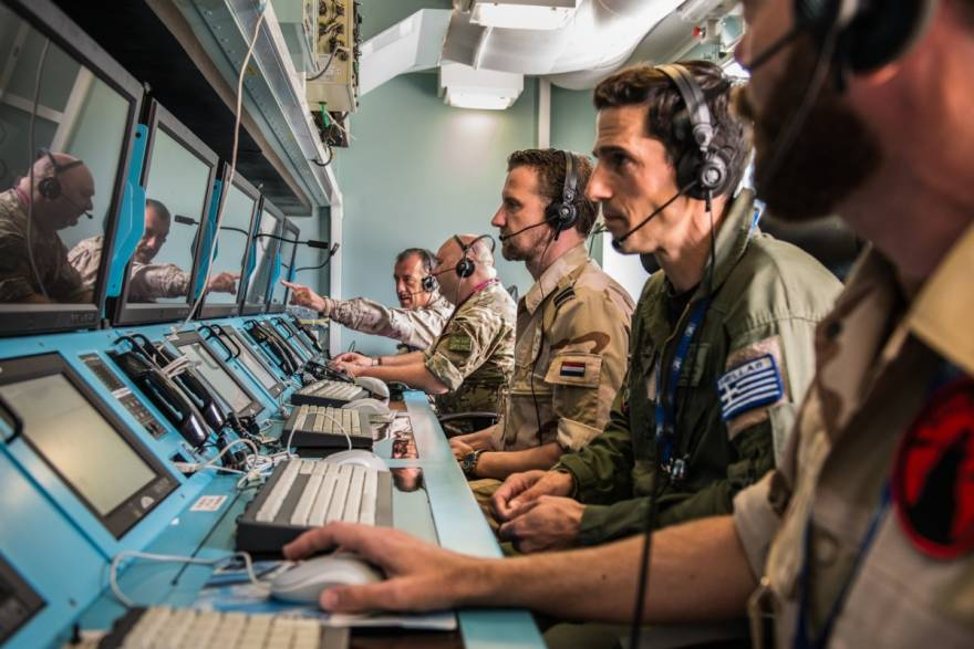 Marshall Aerospace and Defence Group to modernise NATO's secure communication systems