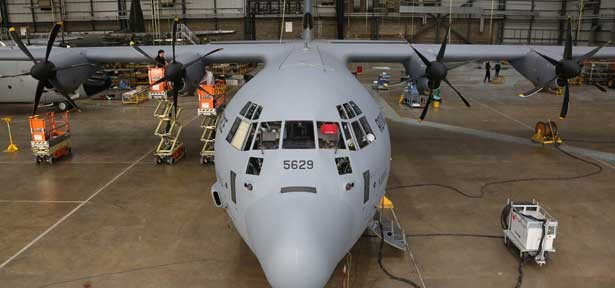Marshall Aerospace and Defence Group awarded ground-breaking collaborative contracts to support Norwegian and Danish C-130J aircraft fleets