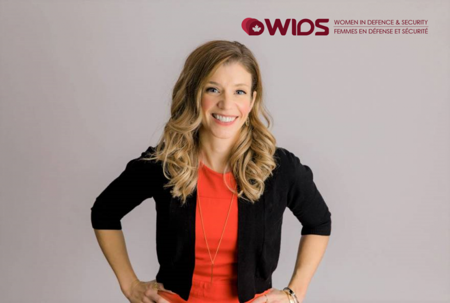 Marshall Canada professional joins Women in Defence and Security (WiDS) executive team