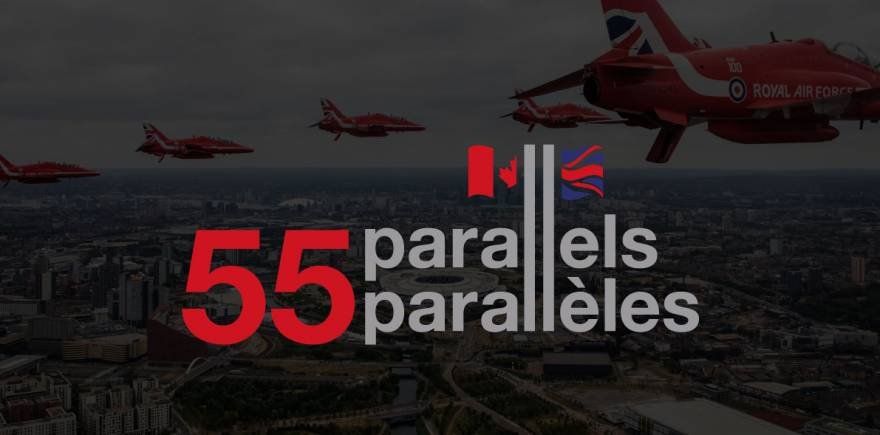 Marshall Canada Signs up to Support 55 Parallel Campaign
