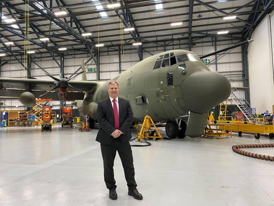Marshall Chief Technology Officer appointed Visiting Professor at Cranfield University