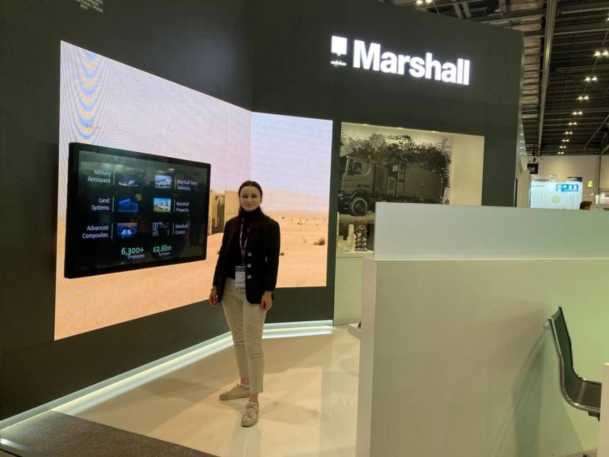 Marshall Futureworx Welcomes New Talent