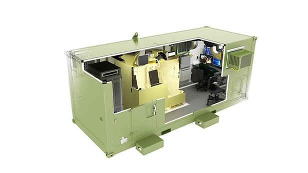 Marshall to provide AJAX turret simulator shelters