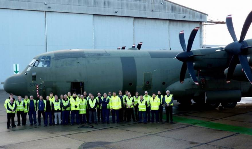 Mission to bring C-130 back from the brink