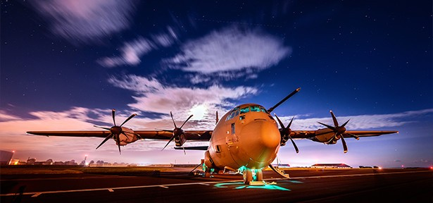 Multi-Million Pound Hercules Contract Supports RAF Fleet