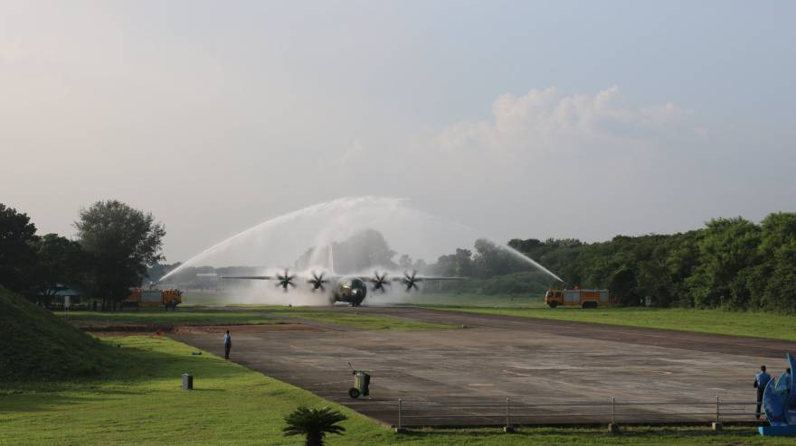 Red Letter Day for Bangladesh Air Force