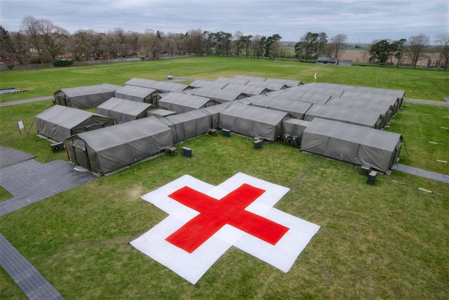 Saab Signs Deployable Health Capability Contract with Strategic Partner Marshall