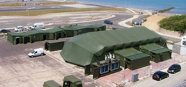 UK MoD Selects Marshall for Deployable Infrastructure Support