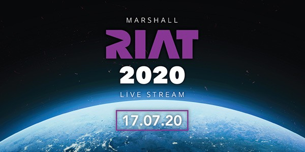 Marshall RIAT 2020 Live Stream