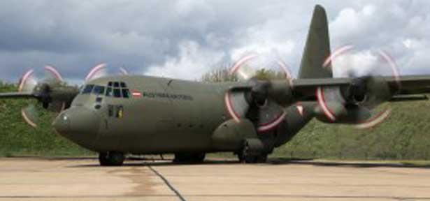 Austrian C-130K