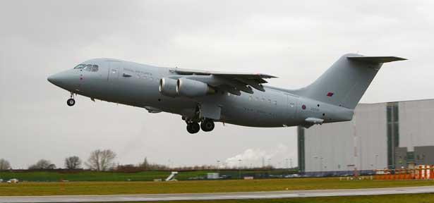 BAe 146 C Mk 3
