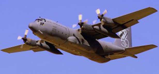 Indonesian C-130H