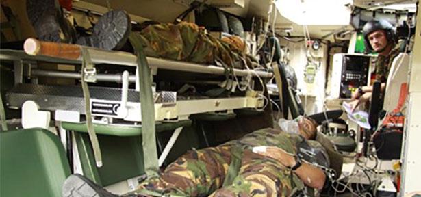 Ambulance Layout