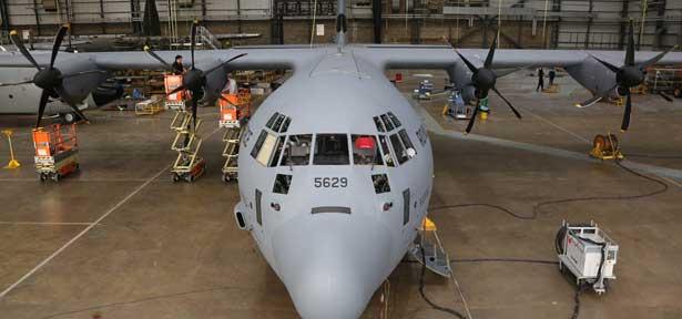 Norwegian C-130J
