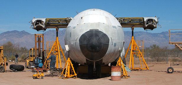 C-130 in Tucson