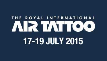 Royal International Air Tattoo 2015