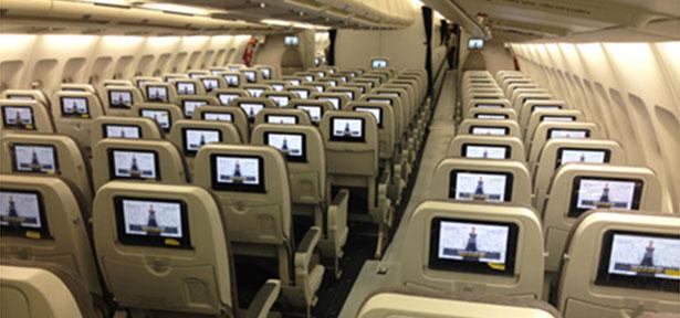 Economy Class Interior