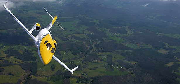 HondaJet receives FAA Certification