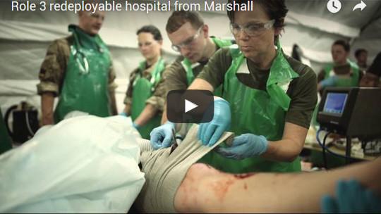 redeployable hospital