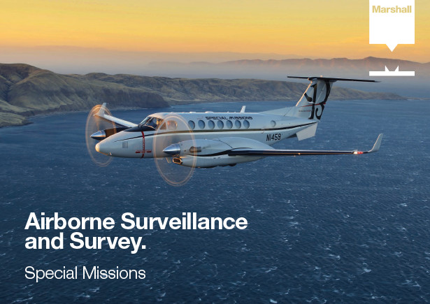 airborne surveillance and survey