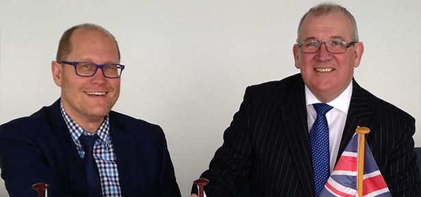Hans Stahl and Steve Fitz-Gerald