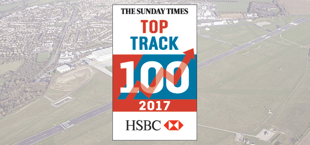 The Sunday Times Top Track 100 2017 HSBC