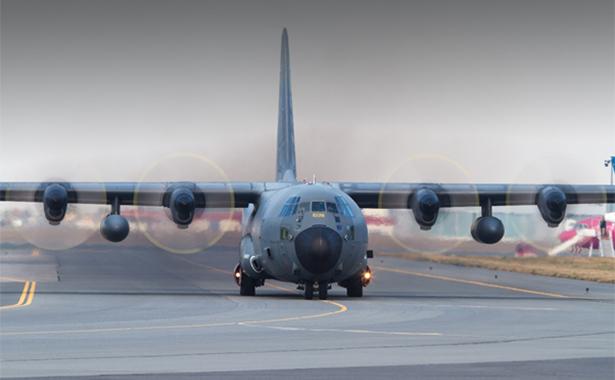 French Lockheed C-130 Hercules